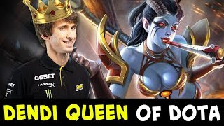 Dendi Queen of Dota — one of the BEST QoP of Pain