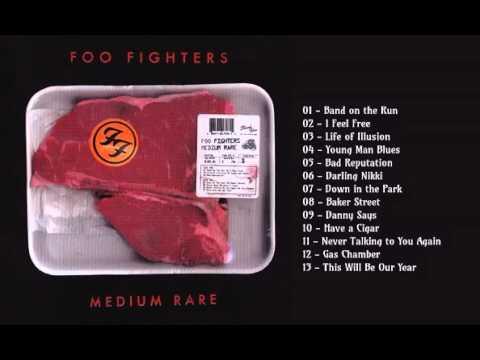 Listen to foo fighters darling nikki
