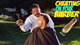 Anwar Jibawi | Cheating On Your Barber | *REACTION*