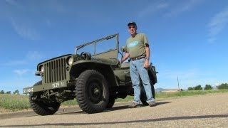 Classics Revealed: 1942 Ford World War II Military Jeep