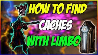 Warframe: How To Find Caches With Limbo
