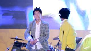 "Seventeen ""Shining Diamond Mashup"" - Dino, Woozi, The8, Seungkwan"