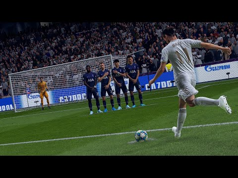 FIFA 20 - Free Kick Compilation #1 HD PS4 PRO