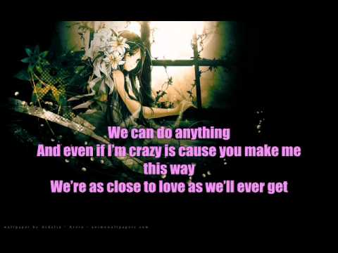 nightcore marionette lyrics