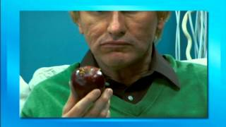 Tim and Eric Apple Bite