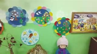 видео Уголок природы для детского сада