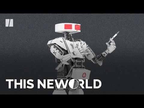 How Robots Actually Create Jobs | This New World