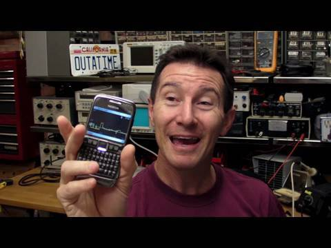 EEVblog #80 - Nokia E71 + Garmin Mobile XT = Embedded Hell