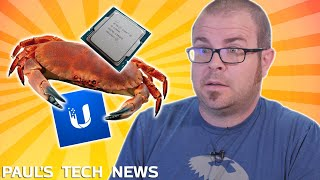 Crab Computers (and other tech news)