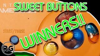 Gamecube Controller Mod - Halloween Candy Buttons - WINNERS!!!