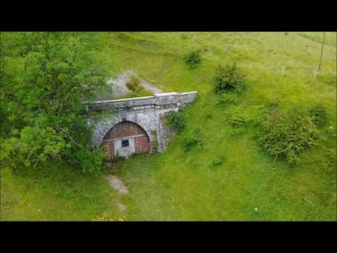 The Old Malton to Driffield Railway - Burdale Tunnel