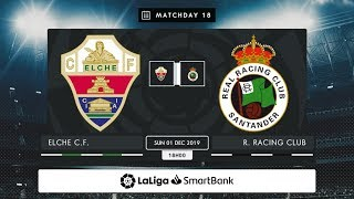 Elche C F R Racing Club MD18 D1800