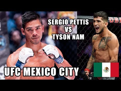 Pettis Vs Nam Prediction, Breakdown And Betting Analysis | UFC Mexico City Picks