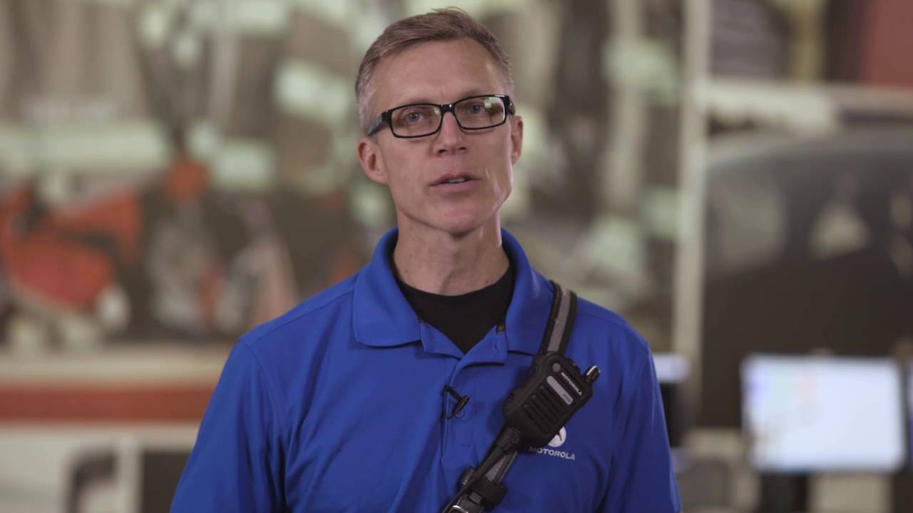 APX Personnel Accountability for ASTRO 25 Systems