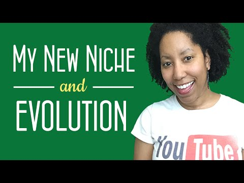 My New Niche & What I'll Do Differently