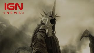 Amazon's Lord of the Rings Series Setting Confirmed - IGN News