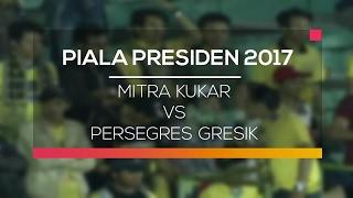 Video Gol Pertandingan Mitra Kukar vs Persegres Gresik United