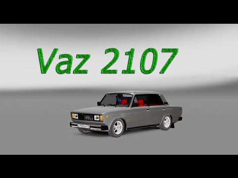 Видеозапись Ets 2 Обзор мода Vaz 2105