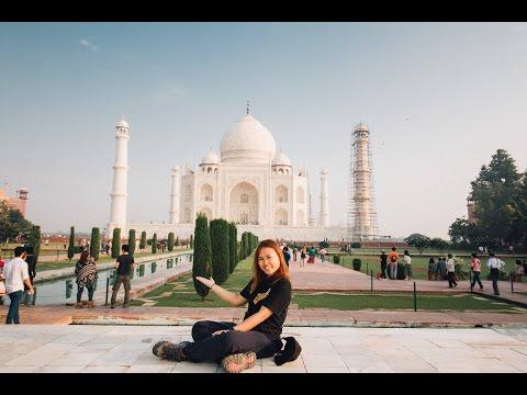 VacationIsButAJourney - Taj Mahal and Agra Fort