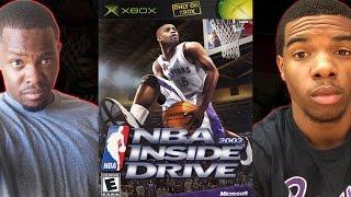FOURTH QUARTER JUICE? - NBA Inside Drive 2002 | #ThrowbackThursday ft. Juice