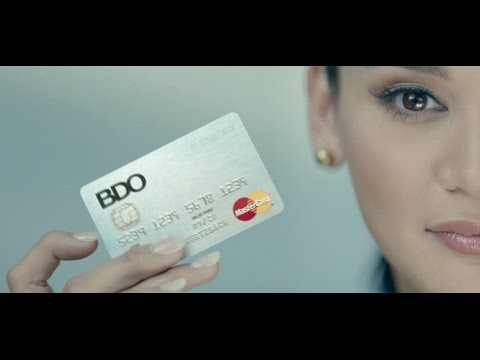 Pia Wurtzbach for BDO Credit Cards