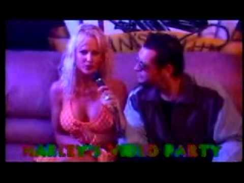 Vivid Star Nikki Tyler Rare 1997 Interview Harley Fire Live!