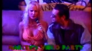Vivid Star Nikki Tyler Rare 1997 interview Harley Fire Live! Thumbnail