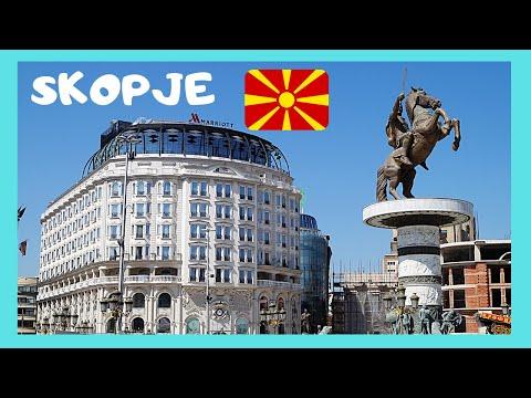 EXPLORING Skopje, Macedonia, my best photos
