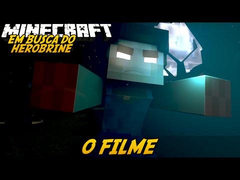 MINECRAFT: EM BUSCA DO HEROBRINE! - O FILME