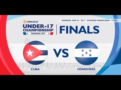 CU17PAN: Cuba vs Honduras