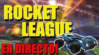 Directo de Rocket League! Vamos a por los 450!!! SUBS GOOO!!