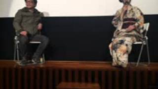 登壇者:島村舞花さん、佐藤寿保監督 ○出演:桜木梨奈、島村舞花、浅田...