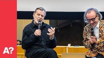"""""""Tie Pohjoiseen"""" vieraana taiteilija Vesa-Matti Loiri - 3/8 Filosofia ja systeemiajattelu 2020"""