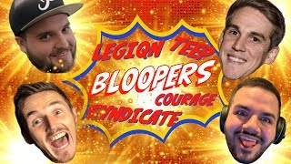 Modern Warfare Bloopers with Courage, TylerTeep and ProSyndicate!