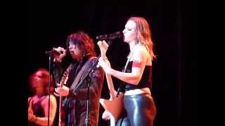 "Halestorm & Tom Keifer ""Nobody"