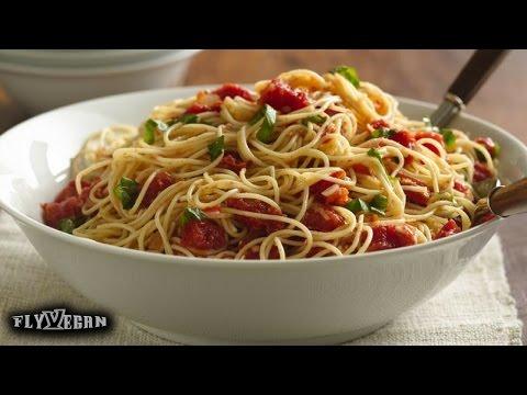 Tomato Basil Pasta Recipe