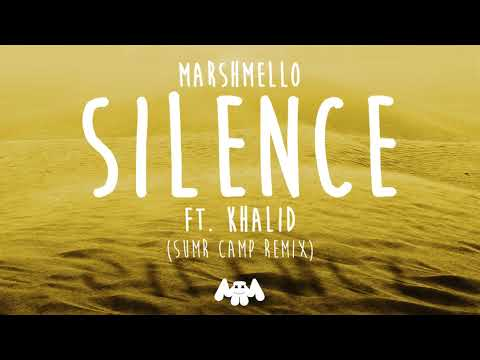 Marshmello ft Khalid  Silence SUMR CAMP Remix