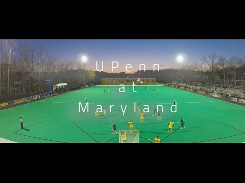 Maryland Women's Lacrosse | Penn