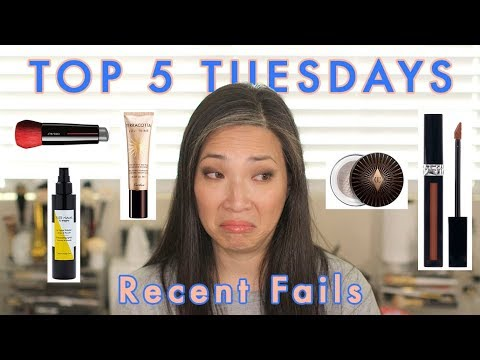TOP 5 TUESDAYS - Recent Fails