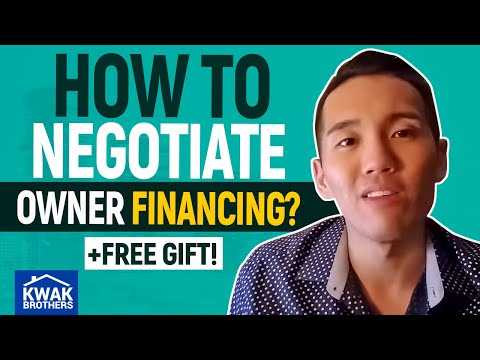 How to Negotiate for Owner Financing?