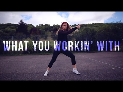 Gwen Stefani & Justin Timberlake - Trolls - What You Workin' With // Choreography By Rachael Ansell
