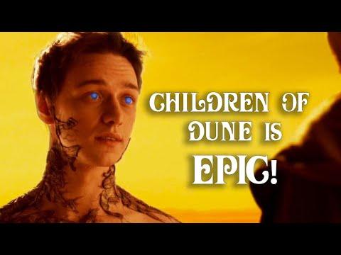 Syfy's Children Of Dune Is Epic!