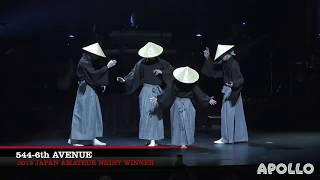 世界デビュー!キレキレダンスがヤバイ…日本人ダンサー544 6th AveがNYアポロシアターで圧巻のパフォーマンス