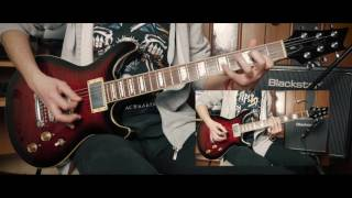 Cort M600. In Flames - Episode 666 (Cover)