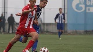First touch, Reaction speed - Nikola Cuckić VS Bogdan Rangelov