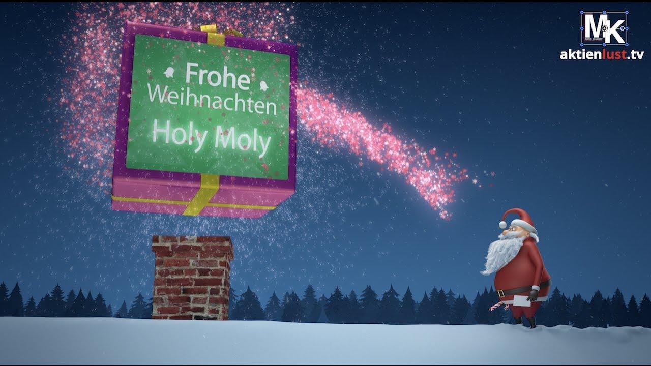 Mick Knauff wünscht Frohe Weihnachten und ein Gutes neues Jahr 2018 ...