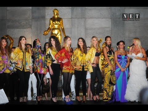 Gianni Versace Private Collection Golden Palace Torino. NET