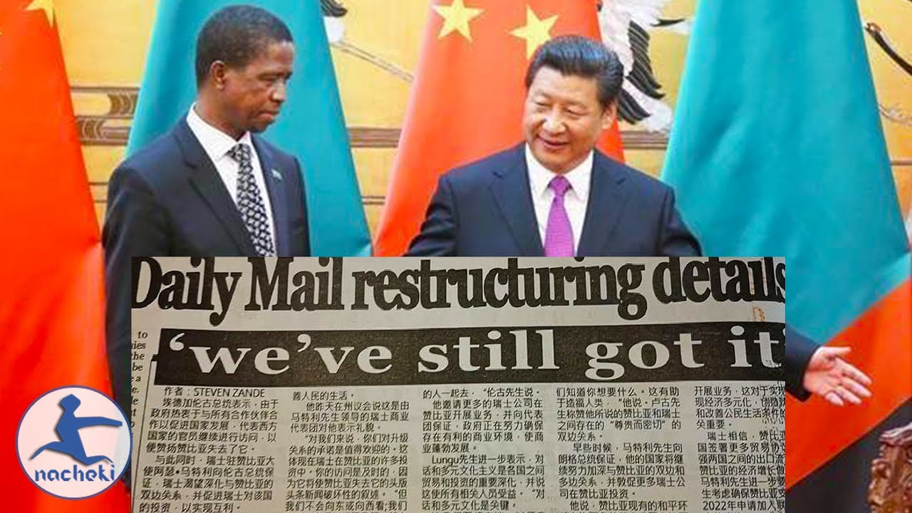 Zambians Outraged as State Owned Newspaper Starts Publishing in Chinese