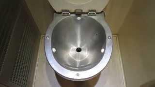 CRH1 vacuum toilet flush