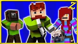 A MURDER IN SNOWDIN!! | Minecraft Murder!